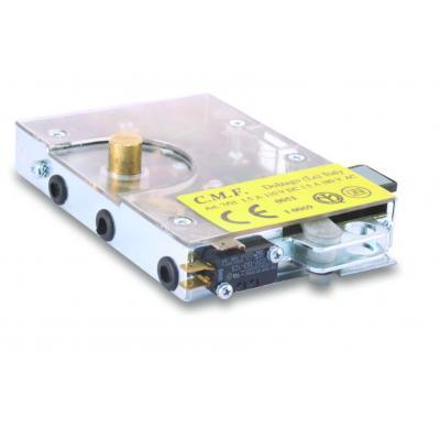 Questo accessorio consente il monitoraggio elettrico dell'apertura in emergenza della serratura.