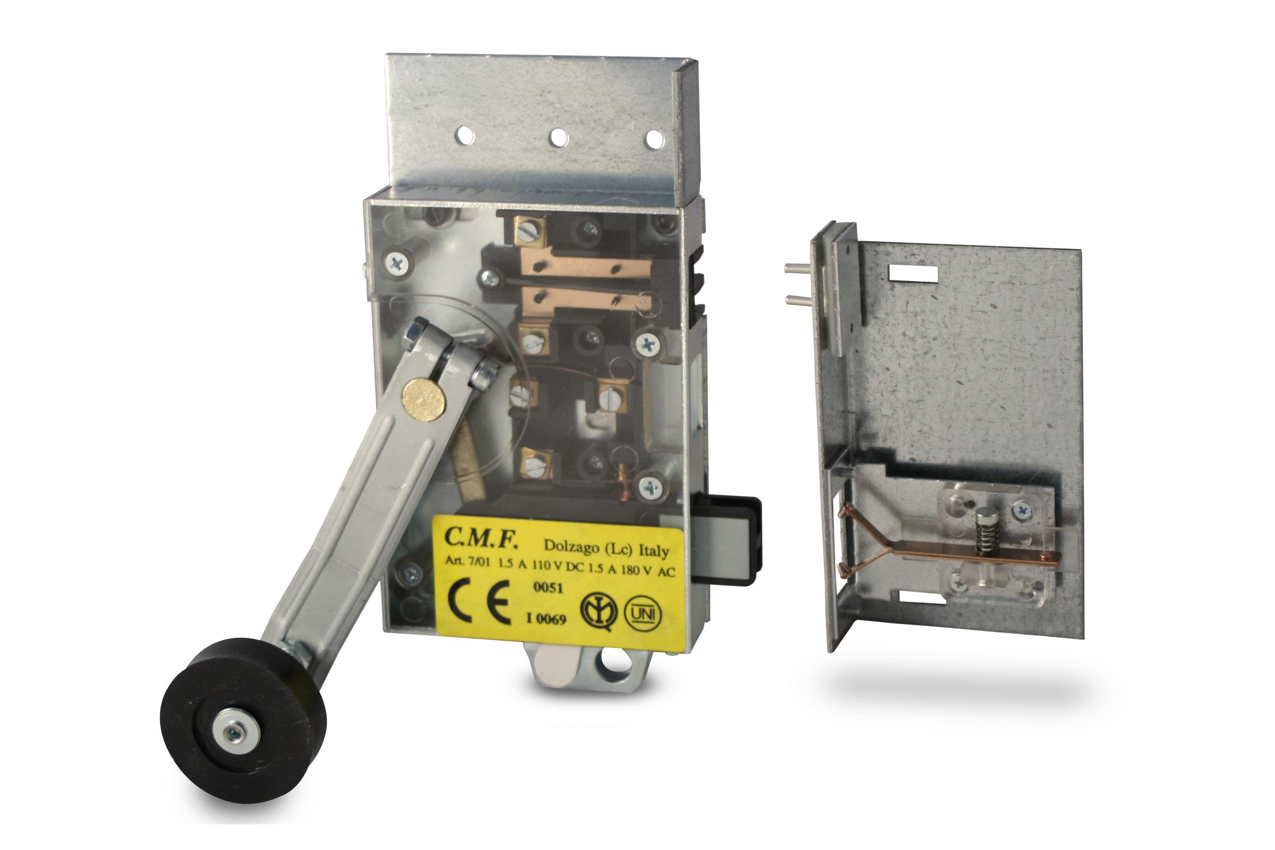 Kit sostituzione serrature FALCONI semiautomatiche omologate