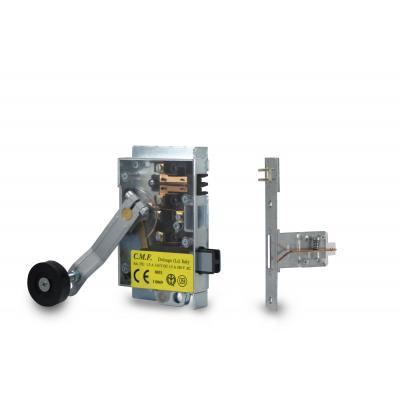 Kit sostituzione serratura INSUBRIA-ATLAS semiautomatica omologata