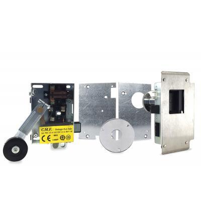 Kit sostituzione serratura FORSID-MONITOR manuale omologata