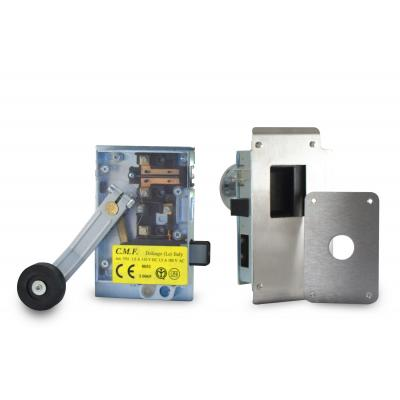 Kit sostituzione serratura SABIEM e211 manuale omologata