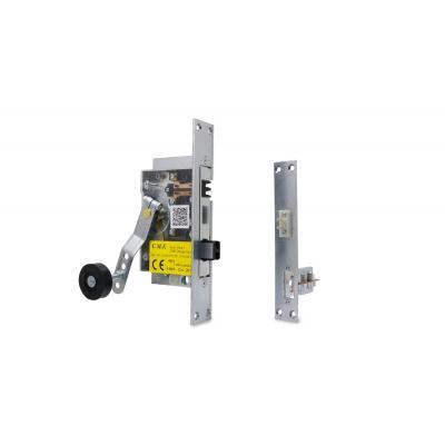 Kit sostituzione serratura Schindler semiautomatica per porte in legno