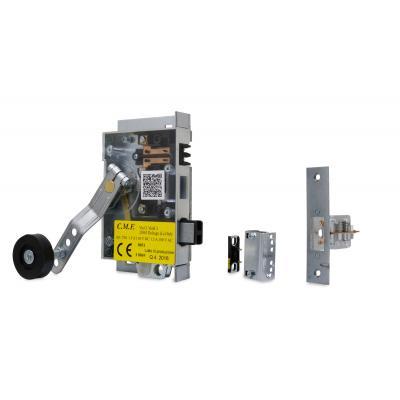 kit sostituzione serratura Safov semiautomatica centro porta