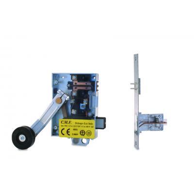 Kit sostituzione serratura WENGHEL semiautomatica omologata