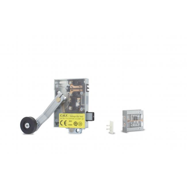 Semiautomatic homologated lock