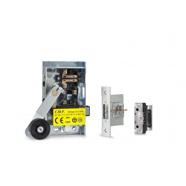 BONFEDI semi-automatic certified lock replacement kit