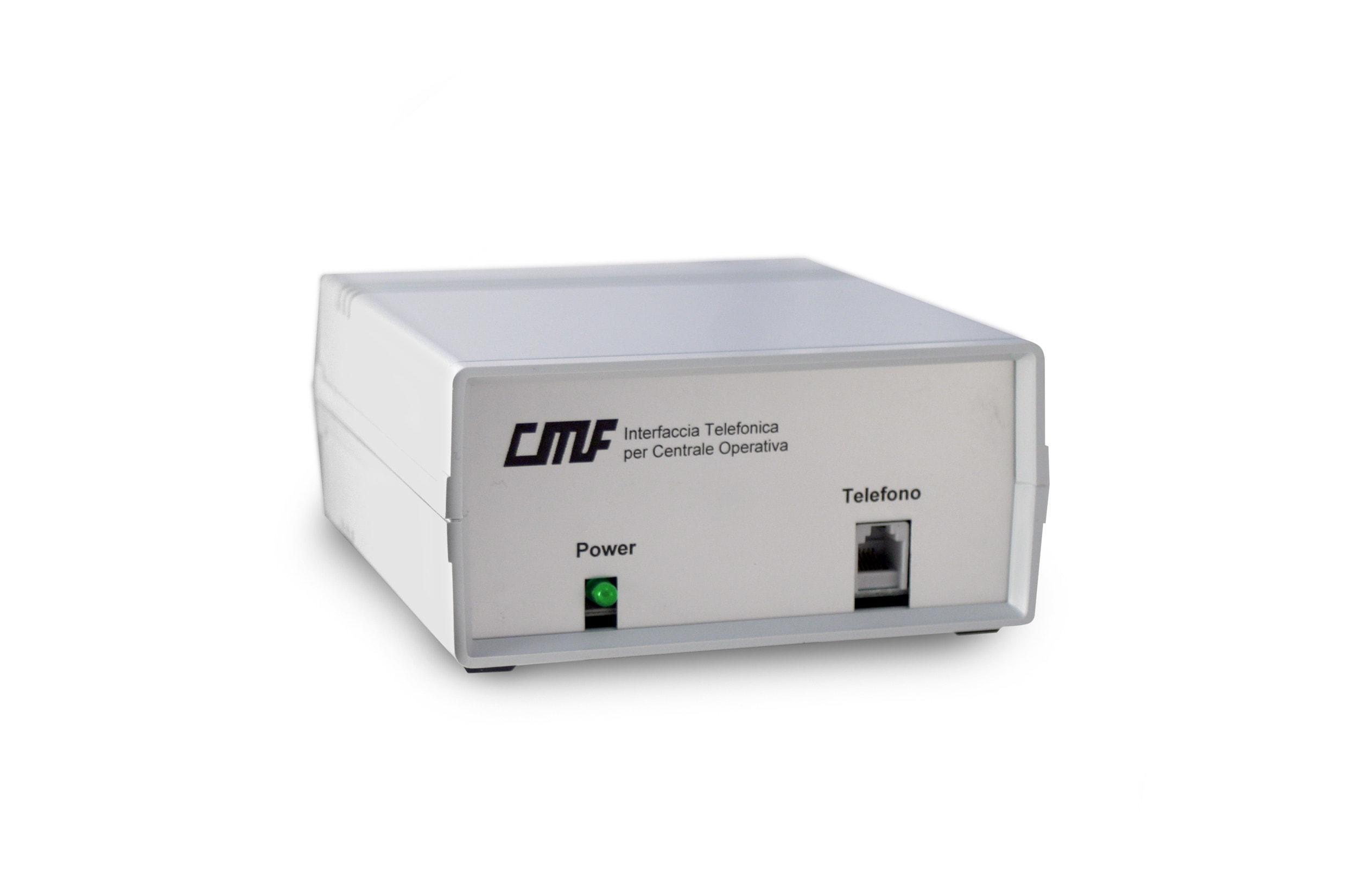 Multipurpose central of teleassistance PSTN/GSM