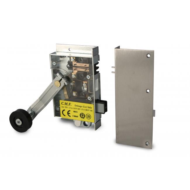 BASSETTI semi-automatic certified lock replacement kit